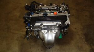 2003 2004 2005 2006 2007 Honda Accord Dohc I Vtec 2 4l K24a Engine Jdm