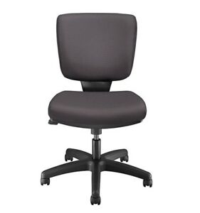 Simple Task Chair Black