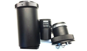 Zeiss S pl 12 5x 16 Photo Eyepiece And Adapters