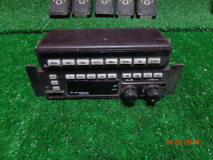 Motorola Spectra Vhf Mobile Radio A4 Control Head With Sys9000 P Address b08