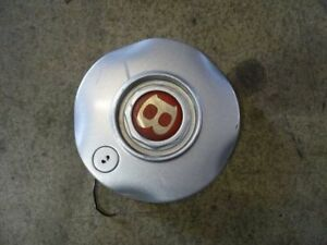 97 Bentley Brooklands Sedan Wheel Rim Hub Center Cap Plate Cover Silver Ut10710