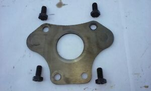 Mopar Chrysler Plymouth Dodge 1965 Poly 318 Camshaft Retainer Plate And Bolts