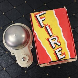 Vtg Scots Guard Automatic Home Fire Alarm Waterbury Co