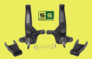 2001 2010 Ford Ranger 2wd 4 1 2 Lift Kit Spindles Lift Rear Shackles