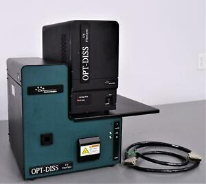 Leap Technologies Opt diss Uv Fiber Optic Spectrometer Dissolution Monitor