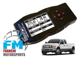 Sct X4 7015 Programmer Tuner For 2003 2007 Ford F 250 350 6 0 Powerstroke