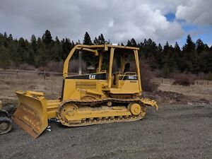 2000 Caterpillar Cat D5c Xl Hystat Dozer