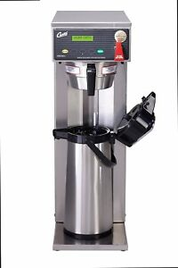 Wilbur Curtis G3 Airpot Brewer 2 2l To 2 5l Single tall Airpot gravity Coffee