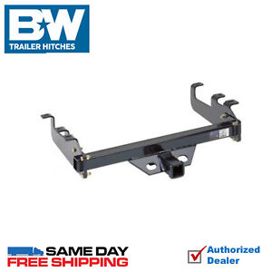 Bw Heavyduty Reciever Hitch 16000 Gtw For 01 10 Sierra 2500 3500 10 Drop Bumper