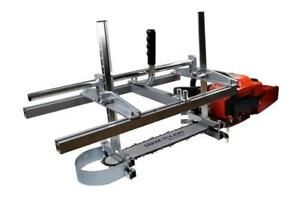 Zchoutrade Portable Chainsaw Mill 14 36 Inch Aluminum Steel Mig Welding Saw