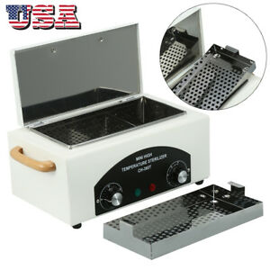 Dental Lab Heat Cabinet Autoclave Hot Dry High Temperature Sterilizer Tools Us