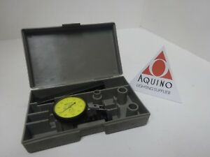 Mitutoyo 513 405t Dial Test Indicator W box