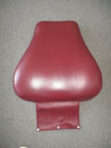 Adec 1005 Dental Chair Upholstery Kit In Red