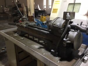 South Bend Lathe 5 Bed
