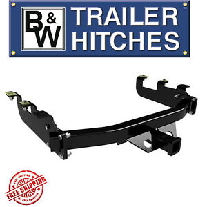 Bw Heavy Duty Reciever Hitch 16000 Gtw Fits 1999 2013 Chevy Silverado 1500