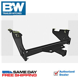 Bw Heavy Duty Reciever Hitch 16000 Gtw For 11 18 Chevy Silverado 2500 3500 Lb