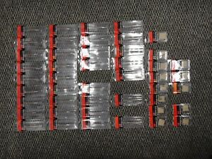 HORNADY RELOADING TOOLS CASE NECK BRUSHES AND PILOTS WHOLESALE LOT OF 46
