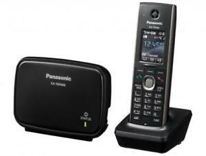 Panasonic Kx tgp600 Sip Dect Cordless Phone System With 1 Handset