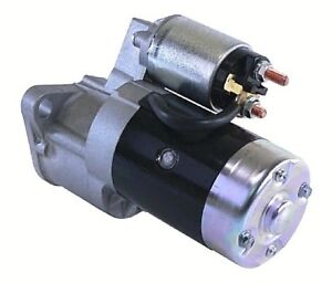 New Shibaura Starter Ford Compact Tractor 1320 1530 1620 1630 1715 1720 1920