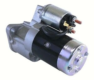 New Holland Compact Tractor Starter 1320 1530 1620 1630 1715 1720 1920 1925