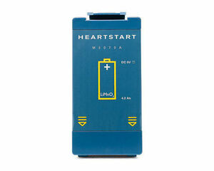 Heartstart Aed M5070a Defibrillator Battery For Hsi Frx Defibrillators