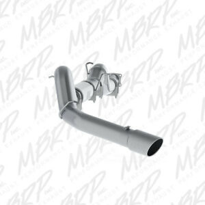 Mbrp S60220al Exhaust System Kit Fits 2001 2005 Chevy gmc 2500 3500 Duramax