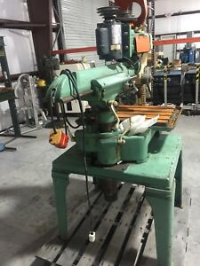 Rockwell Delta 15 120 Radial Arm Drill Press