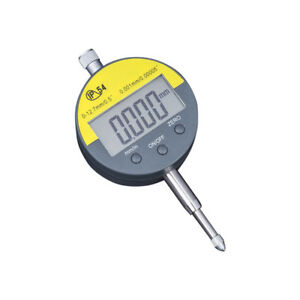 0 001mm Electronic Digital Lcd Dial Indicator Gage Micrometer 0 12 7mm Gauge New