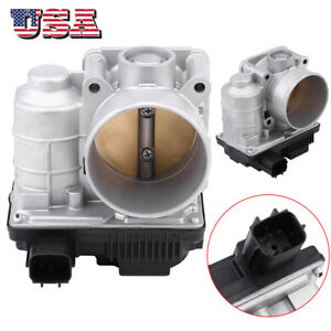 Complete Throttle Body Fit For 2002 2003 2004 2005 2006 Nissan Al