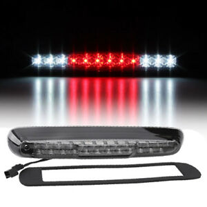 For Chevy Silverado 1500 2500 Hd 3500 Hd 3rd Third Led Brake Cargo Light 07 14