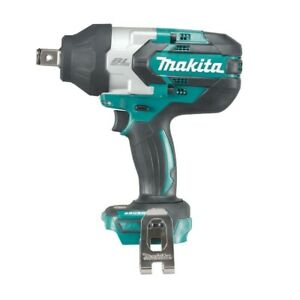 Makita Dtw1001z Lxt 18v Li ion Cordless Brushless 3 4 Impact Wrench Body Only