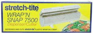 Stretch tite Wrap n Snap 7500 D 1 Pack