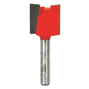 Freud Tools 04 552 20mm Double Flute Straight Router Bit 3 4 Carbide