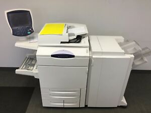 Xerox Workcentre 7755 Multifunction With Low Impressions prints Up 13x19