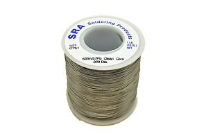 Sra Soldering Products Wbcc633720 No clean Flux Core Solder 63 37 020 inch