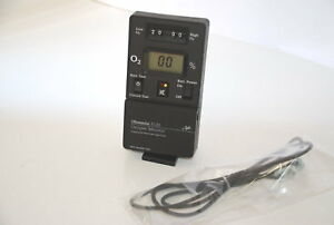 Ohmeda 5120 Oxygen Monitor From Modulus Ii Used For Parts As is k2 k