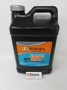 Genuine Kubota Tractor 2 5 Gallon Udt2 Transmission Hydraulic Oil 70000 40202