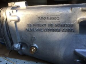 Muncie M 21 68 71 Transmission 4 Speed