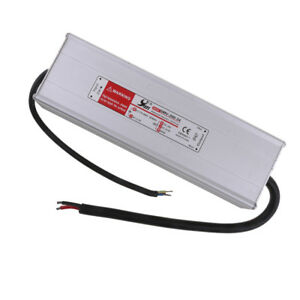 Dc 24v 8a 200w Waterproof Led Driver Switching Power Supply Transformer Pwm