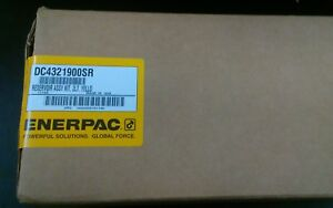 Enerpac Dc4321900sr Reservoir Assembly Kit 2 Liter Yellow Hydraulic Air Pump