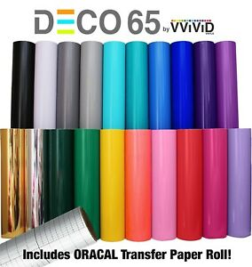 Vvivid heat transfer vinyl Cricut Supplies Htv multi color Vynil Paper Roll