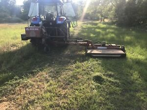 Bush Hog Sm60r Side Ditch Bank Mower