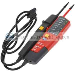 Uni t Ut18b Voltage And Continuity Testers 100v 690v work Light ip65 rcd Test