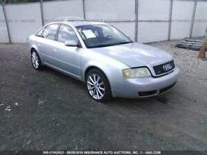 Engine 3 0l T 5th Digit From Vin 018001 Fits 04 Audi A6 1557711