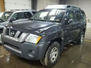 Automatic Transmission 6 Cylinder Crew Cab 4wd Fits 06 Frontier 1831555
