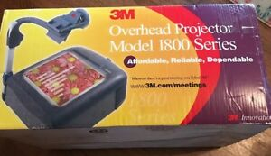 3m 1880 Ajb Plus Overhead Projector 3000 Lumens New In Open Box 1880ajb