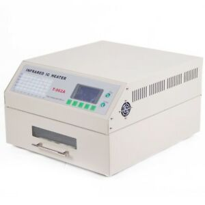 T962a Reflow Oven 300x320mm Lcd Screen Micro processor Automatic Machine Hot