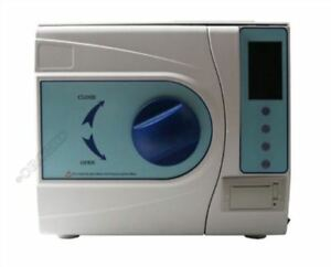 23l Disinfection Cabinet Automatic Vacuum Steam Sterilizer With Printer