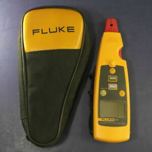Fluke 771 Millimap Process Clamp Meter Excellent Soft Case