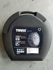 Thule Cs 10 Size 70 Tire Chains 205 40 17 195 50 16 195 60 15 205 60 14